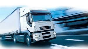 hızlı efekli kamyon
